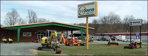 first source rental equipment in burlington